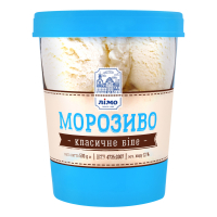 Морозиво Лімо класичне біле 500г х6