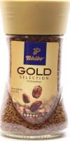 Кава Tchibo Gold Selection розчинна 50г