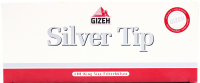 Гільзи для сигарет Gizeh Silver Tip 100шт.