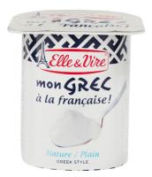 Десерт Elle&Vire молочний грецький оригінальний 125г х24