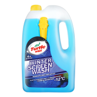 Засіб Turtle Wax для авто Winter Wash -12C 4л х3