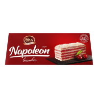 Торт БКК Napoleon вишневий 0,70кг