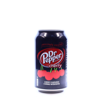 Напій Dr.Pepper Cherry газований 0,33л х12