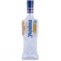 Горілка Українка Пшенична 40% 0,5л