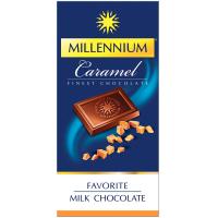 Шоколад Millennium Favorite молочний 100г