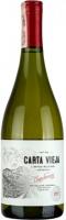 Вино Carta Vieja Chardonnay Reserva біле сухе 13.5% 0,75л