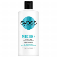 Бальзам для волосся Syoss Moisture 440мл