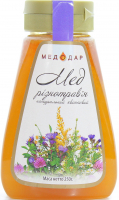 Мед Медодар Різнотрав`я натуральний квітковий 250г