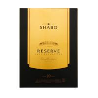 Бренді Шабо Reserve 20років 42% в коробці 0,5л х6