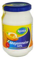 Майонез Remia соус 50% с/б 250мл