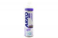 Гель ARKO Sensitive для гоління 200мл х12
