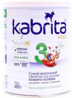 Суміш Kabrita 3 Gold суха молочна на осн.коз.мол. 400г х12