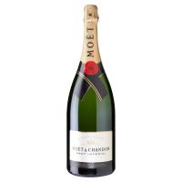 Шампанське Moet&Chandon Brut 1.5л у коробці х2