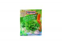 Суміш Торчин зелені та спецій Весняна зелень 25г х20