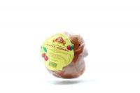 Хліб Цархліб Булочка Вишенька 100г в упаковці