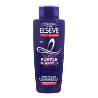 Шампунь тонуючий для освітленого волосся L'Oreal Paria Elseve Color Vive, 200 мл