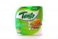Рушники паперові Tento Kitchen Innovations білі 2шар. 2шт.
