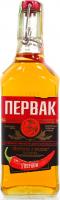 Настоянка Первак Перцева з медом 40% 0,5л х12