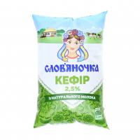 Кефір Слов`яночка 2,5% п/е 900г