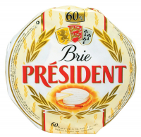 Сир Брі 60% President Францiя /кг