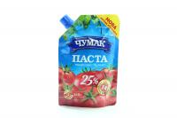 Паста томатна Чумак 25% 140г х12