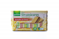 Вафлі Gullon Diet Nature Barquillos de Choco 210г х12