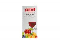 Вино Picnic Кадарка червоне н/солодке 1л B&B х6
