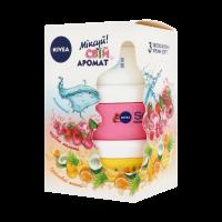 Набір Nivea Soft Міксуй свій аромат крем зволожуючий 3*50мл