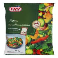 Овочі Vici По італійськи с/м 400гр х20
