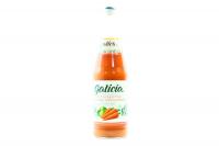 Сік Galicia Яблучно-морквяний з м`якоттю с/б 1л х6