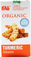 Дієтична добавка Fito куркума органічна 40 капс.