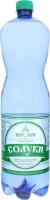 Вода мінеральна Солуки слабогазована 1,5л х6