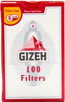 Фільтр Gizeh для сигарет 100шт