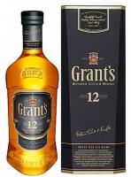 Віскі Grants 12років в кор. 40% 0,75л х2