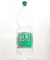 Вода мінеральна Бон Буассон слабо/г 2л х6