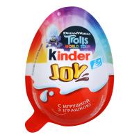 Цукерка Kinder Joy з іграшкою T24 20г х24