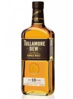 Віскі Tullamore D.E.W. 10років 40% 0,7л (короб) х2