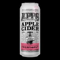 Сидр Apps Apple Грейпфрут 5,5% 0,5л х6