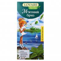 Чай Lovare квітковий M`ятний бриз 20пак.*1,8г