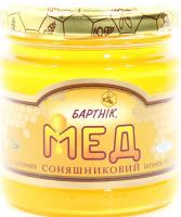 Мед БАРТНІК соняшника 250г