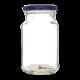 Банка скляна з кришкою твіст-оф 300мл Малинівський склозавод