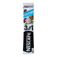Напій кавовий Nescafe Coconut Mix 3в1 стік 13г х20