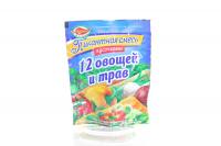 Приправа Любисток 12 овочів і трав 200г х10