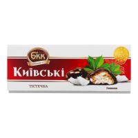 Тістечка БКК Київські з кокосом 200г х6