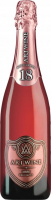 Вино ігристе Artwine Brut Rose брют рожеве 18 місяців 10-13.5% 0,75л