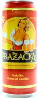 Пиво Prazacka світле з/б 0,5л