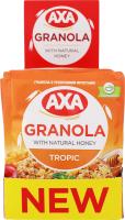 Гранола AXA з тропічними фруктами 40г