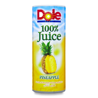 Сік Dole ананасовий 0,25л х24