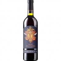 Вино Inkerman Prima Maria Bastardo напівсолодке червоне 9-13% 0.75л