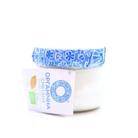 Сметана Organic Milk Органічна термостатна 20% 270г